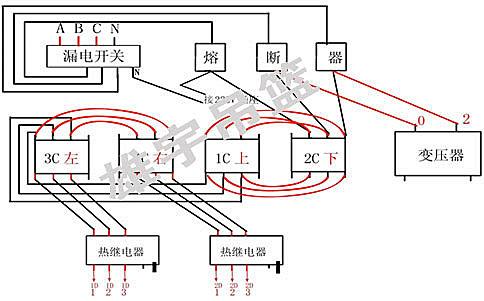 电路 电路图 电子 工程图 平面图 原理图 484_301